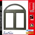 calidad superior de la ventana del arco as2047 estándar de aluminio de la ventana