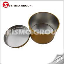 aluminum box metal tin spice container