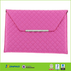 folded bag cover case for ipad in quilting