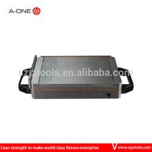 Imán caliente o placa magnética con tornillo agujero terminado tamaño modificado para requisitos particulares