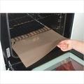 Antiaderente! Bicarbonato de forno e forro não- stick crocante esteira fogão portátil máquina de lavar louça
