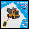 2014 artigo quente brinquedo de construção 4 x 4 rc truck