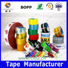 Single Side Color Printed Water Proof BOPP Adhesive Tape