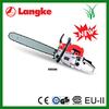 slice wood saw, slice wood chain saw, chainsaw 52cc