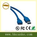 made in china high speed hot vente mini usb au câble rca