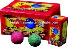 GB605, MAGICAL BALLS, HUNAN FIREWORKS, LIUYANG FIRECRACKER, CRACKER BOMB