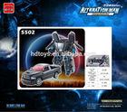 2014 Popular High Quality Car Transform Robot Toy 5502