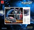 2014 popular alta qualidade transformam robô de brinquedo 5502d brinquedo do carro de motor a gasolina