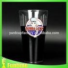 400ML Custom shot glasses,souvenir shot glass
