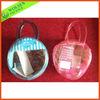 Beauty Round Shape PVC bag, Customized pvc bag , clear PVC bag for gift