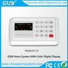 New Arrival GSM Module Home Alarm System with App/SMS/VoicePrompt