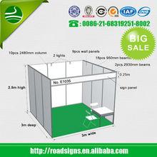 Modular Aluminum Extrusion Trade Show Exhibition Display Booth