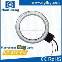Nanguang excellent CN-65C Pro fluorescent ring light for portrait