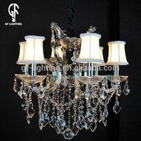 Unique great iron modern chandelier lamp alibaba china GF-J5026-6