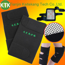 Nano tech healthcare knee pain relief heated knee pads warm knee support