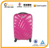 Colorful bright 20/24/28 inch ABS and PC Trolley Luggage hard case and suitcase/travel bag