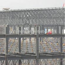 China Honglu Steel Stadium Construction
