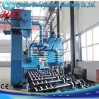 2014 New design Steel pipe sandblasting equipment