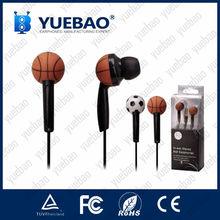 Stylish Football basketball Earphone