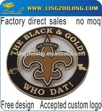 Custom black hard enamel masonic car emblem,freemason , american car badge