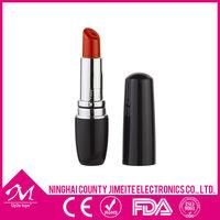 Female Sex Aids Mini Sex Vibrator Vibrating Lipstick