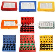 419Pcs AS568 / metric/JIS NBR o ring kit or o ring box or o ring set
