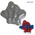 spiderman em forma de bolo de alumínio moldes de design de moda decorações do bolo