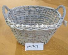 Garden Basket Wicker Garden Basket Tools Basket