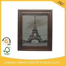 Chinese supplier 5x7 inches custom funny photo frame/wooden love photo frame/picture photo frame