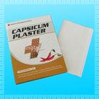 Porous Capsicum Plaster / Heat Pain Relief Plaster