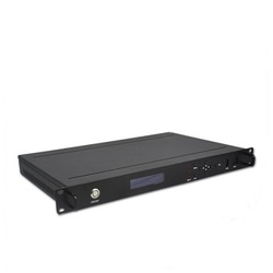 C331R High quality 1U Standard COFDM Wireless receiver compatible for HD and SD