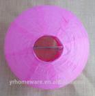 round Paper lantern, party decoration, wedding decoration