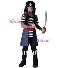 The Children Hottest Pirate of Caribean Costume