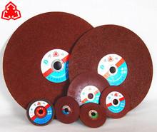 105x1.2x16mm Abrasive Small Cutting Wheel Sharp Ultra Thin Resin Bond
