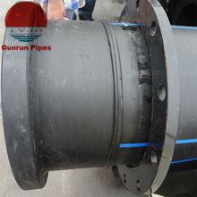Wear Resistant DN16-DN1400 SDR 11 - SDR 26 hdpe pipe for dredging harbor river