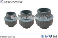 LIPSON ASTM SCH40 SCH80 PVC Union Plastic Fittings