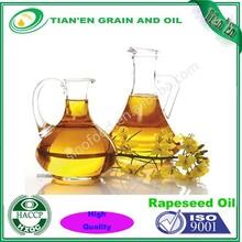 100% pureté huile de canola