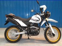 200cc off road motorcycle with double headlamp