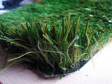 Hot sale 50mm bi-color artificial grass for football filed factory directly