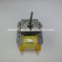 Refrigerator motor / shaded pole motor / refrigeration spare parts fan motor