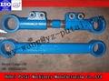 Remolque suspensión ajustable / fija / arm Torque / U - perno piezas del acoplado