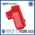 silicone letras e número do molde