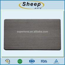 the popular custom garage anti-slip pvc floor mat