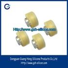 Custom rubber machinery embosses roller