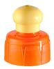 plastic pull push cap for sport botttle