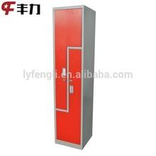 Factory sales k/d structure z shape steel locker