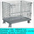 de alta resistencia soldada de malla de alambre de la jaula para