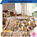 sıcak satış 3d yatak örtüsü seti baskı yatak seti çin fabrika