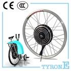 Hot sale 1500W front wheel electric bicycle conversion kit, e-bike hub motor kit