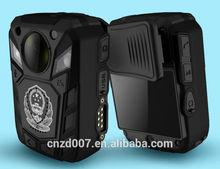 HD1080P GPS WIFI body worn video camera